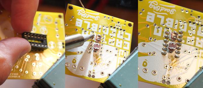 2-IC-socket